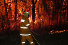 NSW Rural Fire Services spokesman Fred Nicholls said members were