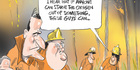 View: Cartoon: NZ Govt Firefighters