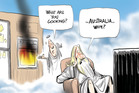 In God's kitchen - Australia is being baked. Image / Rod Emmerson