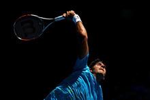 Juan Martin del Porto. Photo / Getty Images