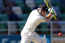 BJ Watling hopes to lift his 28.71 average in the second test. Photo / Getty Images