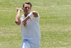 Dale Steyn of South Africa. Photo / Getty Images
