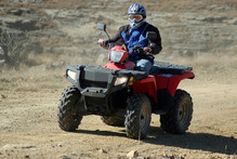 Quad bikes are a vital tool on farms. Photo / Getty Images