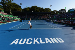 The central issue for Auckland Tennis should be the state of the sport - which seems to have reached crisis point. Photo / Photosport