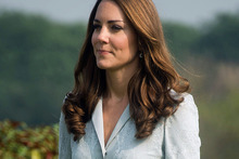 Kate, the Duchess of Cambridge has become a style icon.Photo / AP