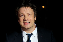Jamie Oliver's move into football cuisine will begin at the start of next season.Photo / AP