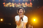 Harry Styles was reportedly comforted by reality TV star Hermoine Way after his breakup with Taylor Swift. Photo / AP