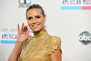 Supermodel Heidi Klum likes to mix things up in the bedroom.Photo / AP