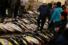 Sanford was fined for dumping oil waste from one of its tuna fishing vessels. Photo / AP