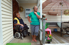 Michael and Moepai Temata have lived in their state house since 1964 but are now being forced to move. Photo / APN