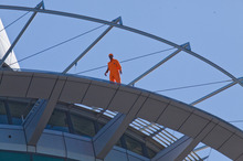 The SkyWalk operation was not the only system to fail on Saturday. Photo / Neville Marriner