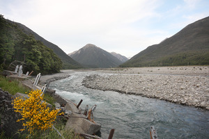 The Waimakariri River. file photo / NZ Herald