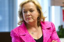 Is Judith Collins National's scary next leader? Photo / File 