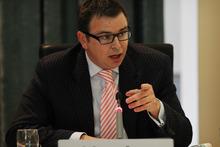 Councillor Cameron Brewer. Photo / NZ Herald