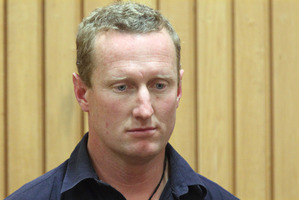 Henry Worsp during a previous court appearance for shooting his hunting partner James Dodds. Photo / Stephen Parker