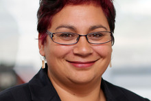 Greens co-leader Metiria Turei. Photo / Hagen Hopkins