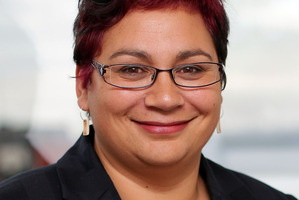 Greens co-leader Metiria Turei. Photo / Hagen Hopkins