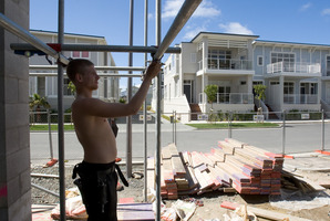 Kensington Park in north-east Orewa is up to six storeys. Photo / Paul Estcourt