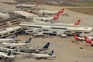 By 2025 Sydney Airport will need a new runway, terminal or second site. Photo /