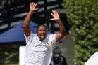 South African paceman Vernon Philander. Photo / Mark Mitchell