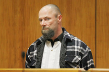 Kim Barwell during a 2008 court appearance. File photo / APN