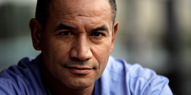 "Temuera Morrison says in terms of production costs, ""cheap"" reality TV is favoured in the industry. Photo / Doug Sherring"