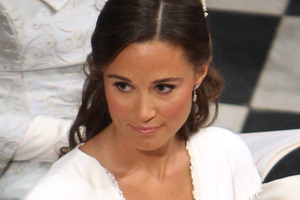 Pippa Middleton, the sister of Kate Middleton. File photo / AP