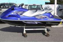 A jetski, similar to this 2006 three-seater Yamaha VX Deluxe, was stolen from a Langs Beach home last month. Photo / Northern Advocate
