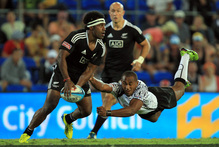 Rugby sevens attracts worldwide interest. Photo / Photosport