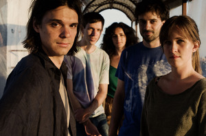 Brooklyn band Dirty Projectors. Photo / Supplied