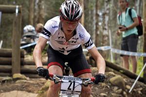 Anton Cooper. Photo / Trek World Racing