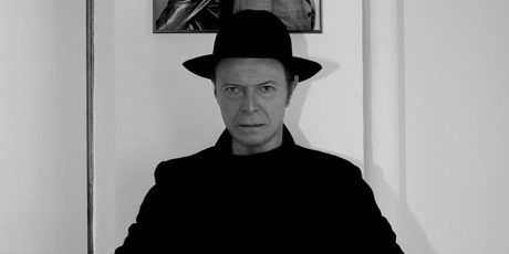 David Bowie in a promotional shot for his new album. Photo/supplied