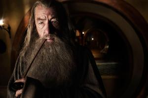 Ian McKellen missed out on a supporting actor nod for his role as Gandalf. Photo/supplied
