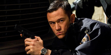 Joseph Gordon-Levitt in The Dark Knight Rises. Photo/AP