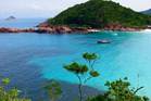 Tenggol island, East Malaysia. Photo / Supplied