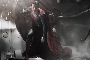 Superman movie Man of Steel could be this year's Dark Knight. Photo / Supplied