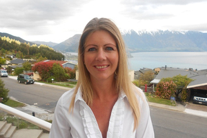 Lakes Leisure chief executive Ruth Stokes. Photo / Otago Daily Times