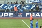 After an invader strolls leisurely onto the football pitch, a French steward decides to take matters into his own hands, and sets off in hot pursuit. Video / Youtube: Romain Lechart.
