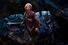 Martin Freeman as Bilbo in The Hobbit. Photo/supplied
