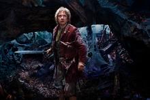 Martin Freeman as Bilbo in The Hobbit. Photo/supplied