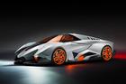 Lamborghini Egoista. Photo / Supplied