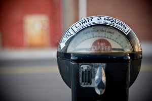 'Your meter expired; however, we saved you from the king's tariffs'  the group says. Photo / Getty Images