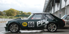 1974 MGBGT classic racer