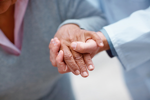 An 85-year-old patient with dementia was  wrongly restrained with a lap-belt on multiple occasions at a Dunedin care home. Photo / Thinkstock
