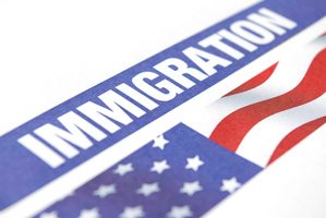Countries are deemed either eligible or not by how many immigrants they've already sent to the US. Photo / Thinkstock