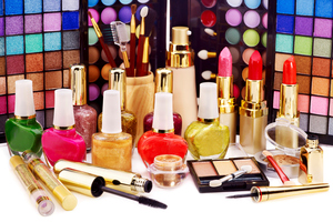 Cosmetics are luxury purchases and I like to try before I buy and feel the product in my hand. Photo / Thinkstock