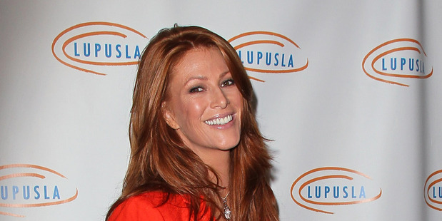 Actress Angie Everhart. Photo / Getty Images