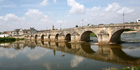 Old stone bridge across the Loire River. Photo / Thinkstock