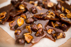 Recipes: Hazelnut brittle