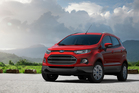 Ford EcoSport. Photo / Supplied DRIVEN USE ONLY